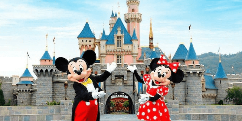 Disneyland 1 Day E-Ticket by muslimcuti