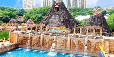 Sunway Lagoon 6 In 1 Theme Park Ticket by muslimcuti