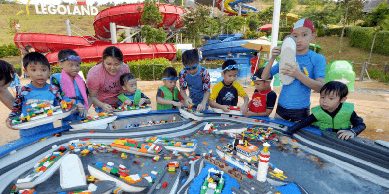 Legoland Theme Park 1-Day Entrance Ticket by muslimcuti
