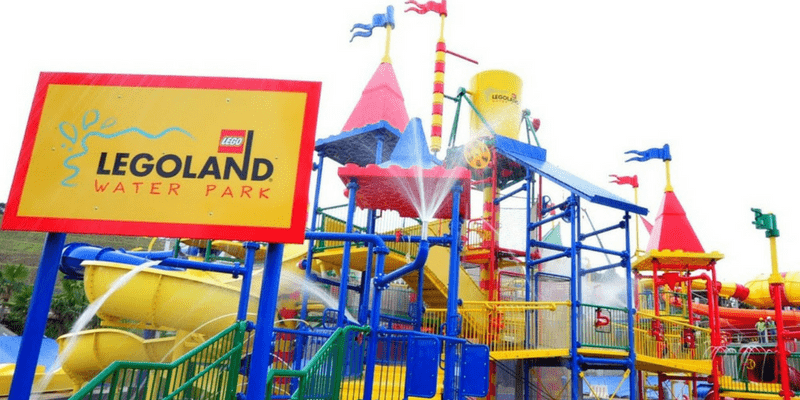 Legoland Water Park 1-Day Ticket by muslimcuti