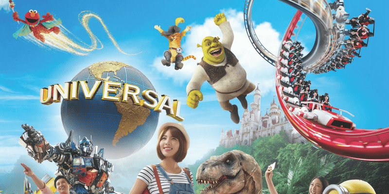 Universal Studios Singapore Unlimited Express Pass by muslimcuti