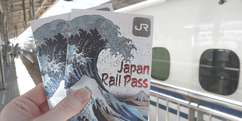 7 Days Japan Rail Pass by muslimcuti