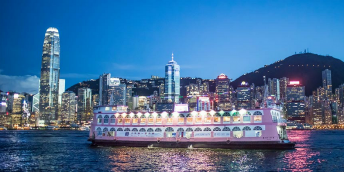 Hong Kong Bauhinia Harbor Cruise Dinner 800×400