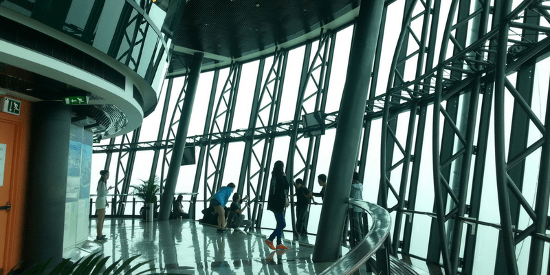 Macao Tower Observation Deck Ticket by muslimcuti