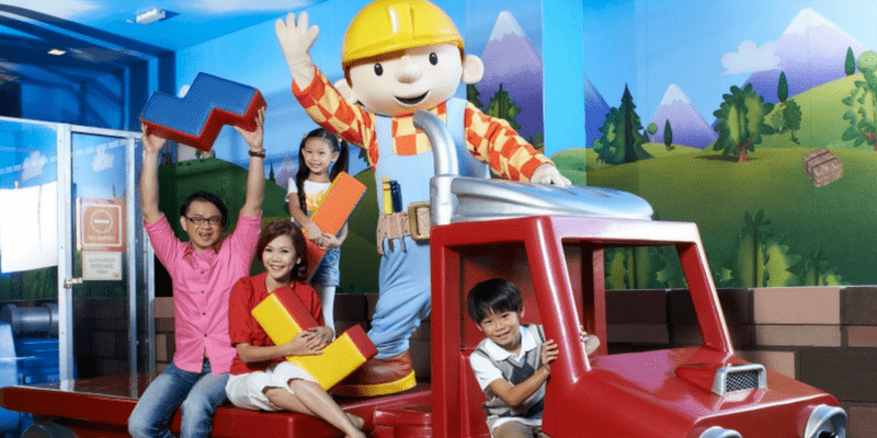 Legoland Theme Park + Thomas Town Admission Ticket by muslimcuti