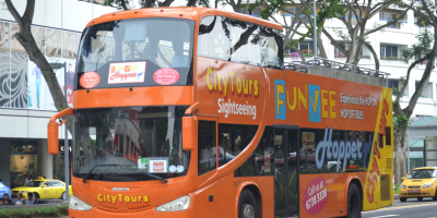 FunVee Open Top Bus 1Day Hopper Pass by muslimcuti