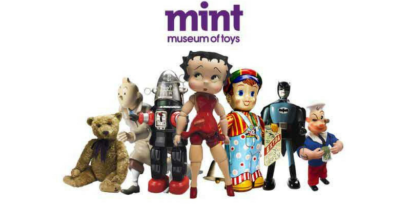 Mint Museum of Toys Ticket by muslimcuti