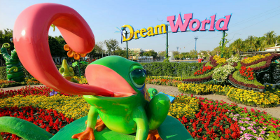 angkok Dream World Entrance Pass by muslimcuti