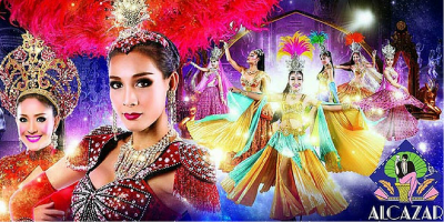 Pattaya Alcazar Show Ticket by muslimcuti
