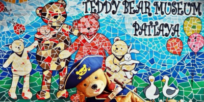 Teddy Bear Meseum ticket by muslimcuti
