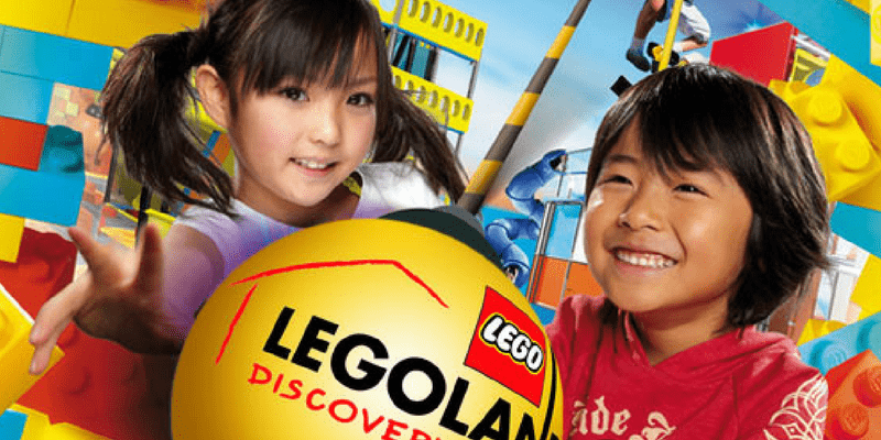Osaka Legoland Discovery Center Ticket by muslimcuti