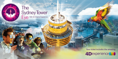 Australia Sydney Tower Ticket by muslimcuti