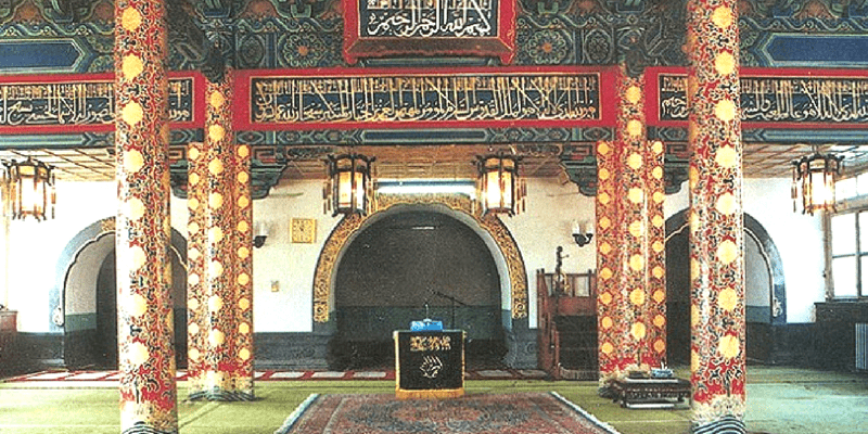 China Beijing Tour Package by muslimcuti