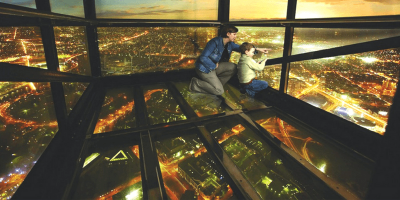 Melbourne Eureka Skydeck ticket by muslimcuti