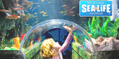 Melbourne Sea Life Aquarium ticket by muslimcuti