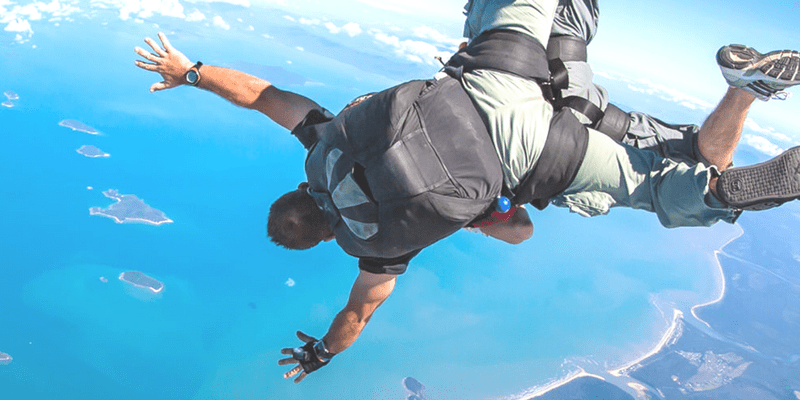 Sydney Wollongong Skydive by muslimcuti